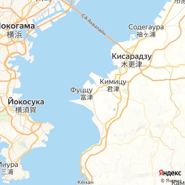Карта Мацуямы