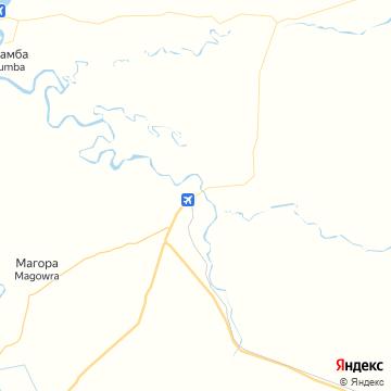 Карта Нормантона