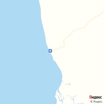 Карта Эдварда-Ривера