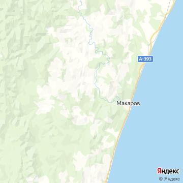 Карта Макарова