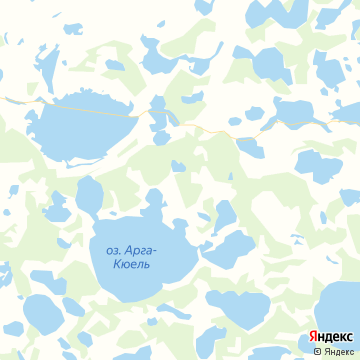 Карта Отто-Аттаха