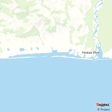 Карта Ини
