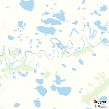 Карта Чкалова