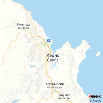 Карта Кернс