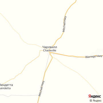 Карта Чарлевилля