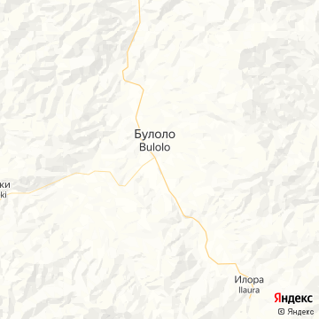 Карта Булоло