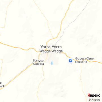 Карта Вагги-Вагги