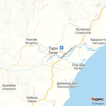 Карта Тари