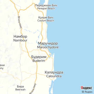 Карта Марухидора