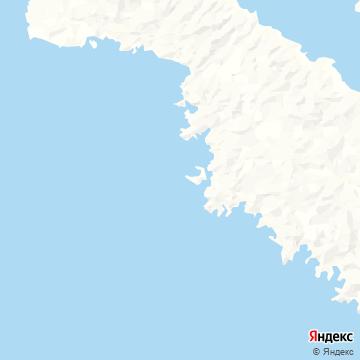 Карта Марау Айленда