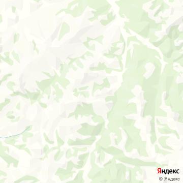Карта Весеннего
