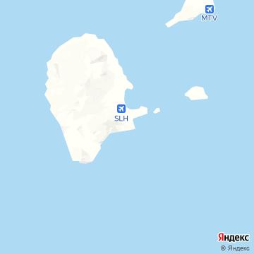 Карта Солы