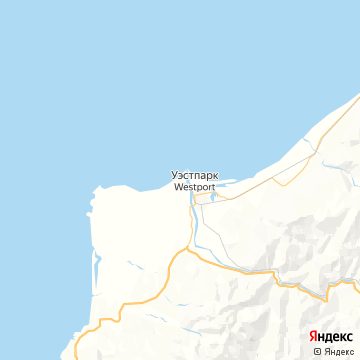 Карта Вестпорта
