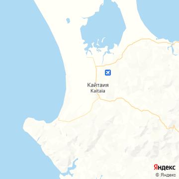 Карта Кайтайа