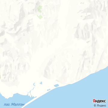 Карта Хатырки