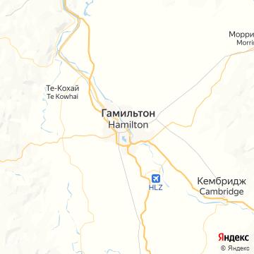 Карта Гамильтона