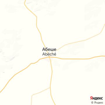 Карта Абеча