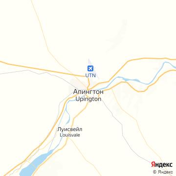 Карта Апингтона