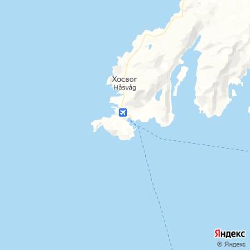 Карта Хасвика