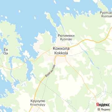 Карта Кокколы