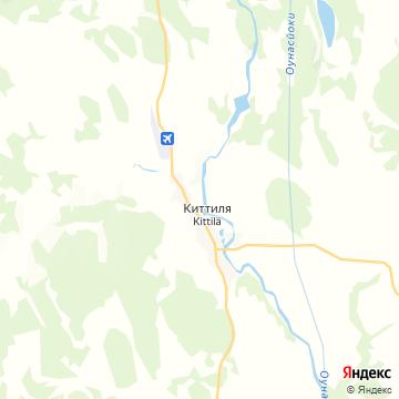 Карта Киттилы
