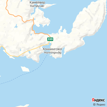 Карта Хоннигсвога