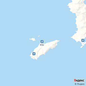 Карта Kasos Island