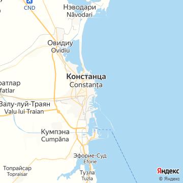 Карта Константы