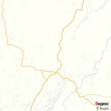 Карта Беней