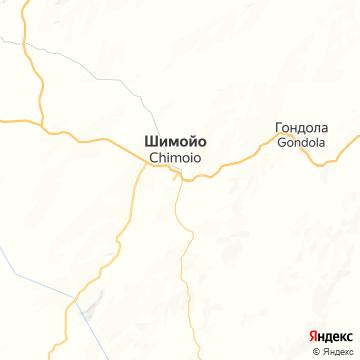 Карта Шимойо