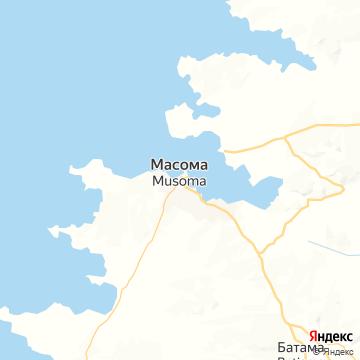 Карта Мусомы