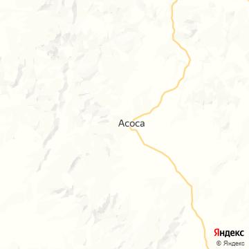 Карта Асосы