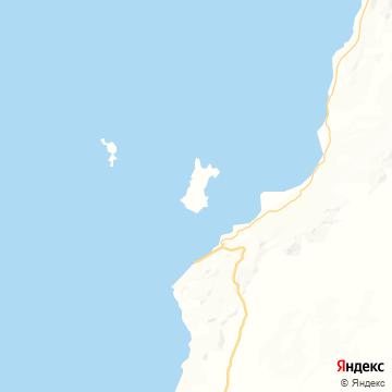 Карта Likoma Island
