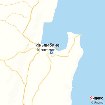 Карта Иньямбан