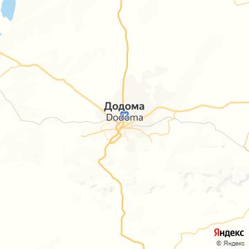 Карта Додомов