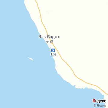 Карта Веджха