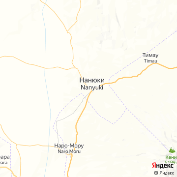 Карта Нанук