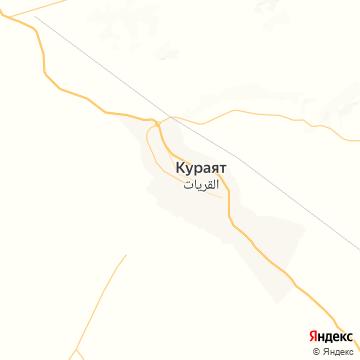 Карта Гураята