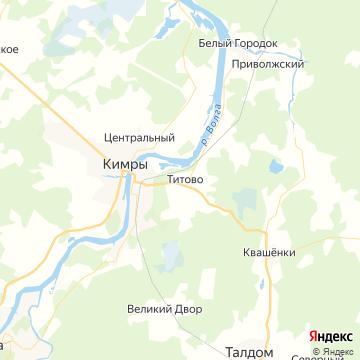 Карта Кимр