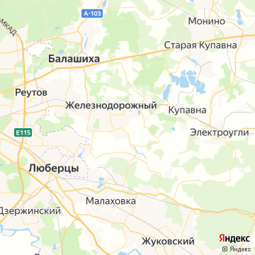 Карта Соболихи