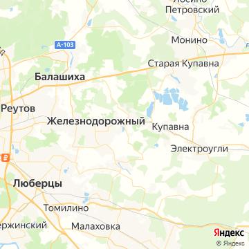 Карта Черного