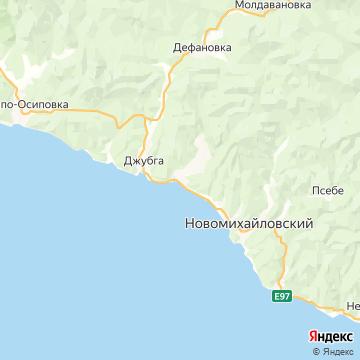 Карта Лермонтово