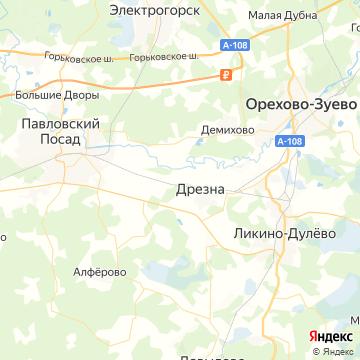 Карта Гридино