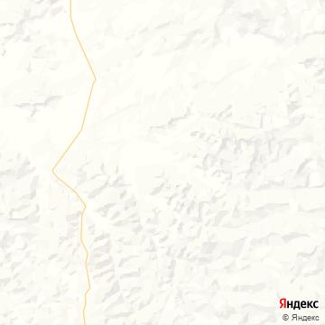 Карта Shire Indaselassie