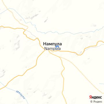 Карта Нампулы