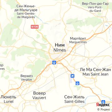 Карта Ним