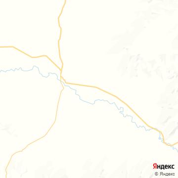 Карта Годе
