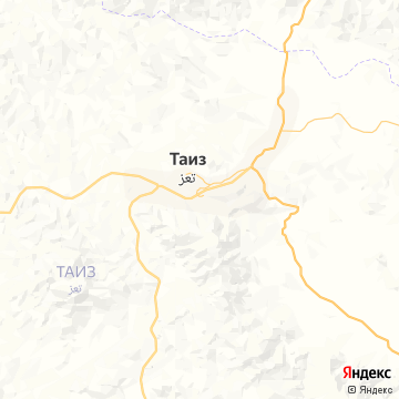 Карта Таис