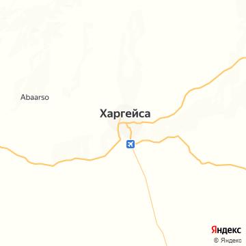 Карта Харгейсе