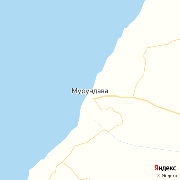 Карта Морондавы